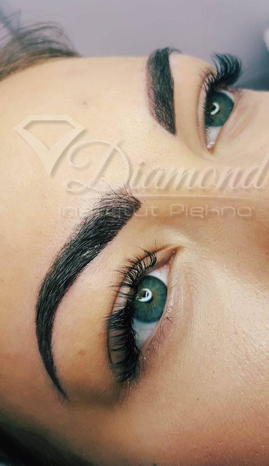 Makijaż Permanentny W Instytucie Piękna Diamond Jedlnia Letnisko